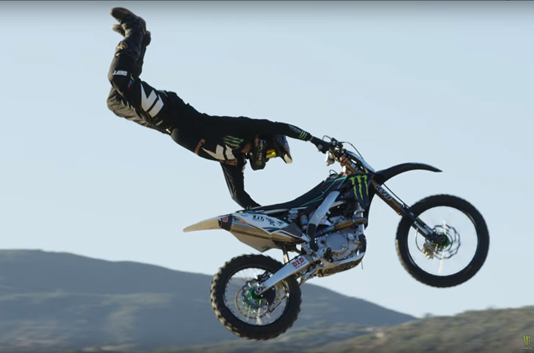 Dirt Shark - FMX X Games Training