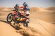 Η νέα μοτοσυκλέτα της KTM για το Dakar... πετάει!
