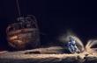 Ο παγκόσμιος πρωταθλητής motocross Romain Febvre στο ναυάγιο της Ζακύνθου