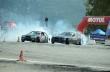 Ο τελευταίος αγώνας Drift της χρονιάς στο λιμάνι του Πειραιά