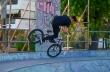 Ο Μανάρας χώνει tricks στο skate park της Χαλκίδας