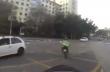 Καταδίωξη με μοτοσικλέτες στο Σάο Πάολο