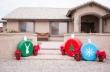 DIY χριστουγεννιάτικα στολίδια από παλιά parts