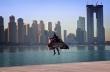 "O ""Jetman""πετάει πάνω από το Ντουμπάι"