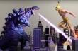 Pexachu vs Godzilla