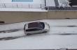 Χιόνι + υπόγειο γκαράζ = fail